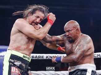 bare knuckle fighting