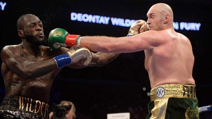 Tyson Fury vs Deontay Wilder deuxième combat